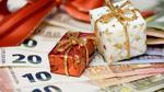 Mehr als 50 Prozent bekommen Weihnachtsgeld