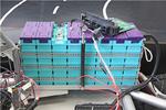 Batteriepack der THM