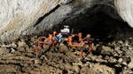 Algorithmen steuern Roboter in extraterrestrischen Höhlen