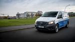 eVito als Auftakt für E-Transporter von Daimler