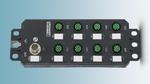 Achtkanalige IO-Link-I/O-Boxen