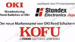 Akquisition von OKI Sensor Device ist abgeschlossen