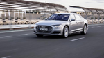 Schlüsselkomponenten für den Audi A8