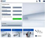 Über das ebm-papst Online-Portal für die Antriebstechnik können sich Nutzer ihre Antriebslösung selbst zusammenstellen.