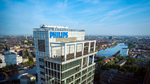 Philips legt im dritten Quartal zu