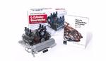 Franzis' Funktionsmodell des 2-Liter-6-Zylinder-Boxermotors