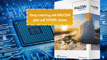 Deep Learning mit Halcon auf Nvidia-Pascal-Boards