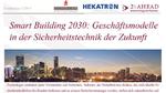 Smart Building 2030: Daten entscheiden über den Erfolg