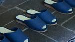 Selbsteinparkende Pantoffeln
