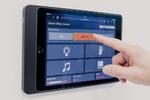 Smart Building Steuerung per Smartphone Microsens