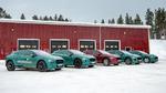 Jaguar Land Rover testet Elektrofahrzeug bei –40°C