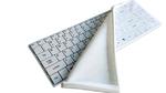 Tastatur für Kaffeetrinker und Krümelmonster