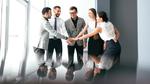 Geschäftsideen von kreativen Mitarbeitern