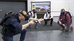 Audi testet 'Virtual Reality Holodeck'