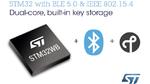 Energiesparende MCU kann Bluetooth und 802.15.4
