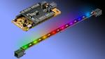Unverwechselbare LED-Innenbeleuchtungen im Auto