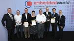 Die Gewinner des Embedded Awards 2018