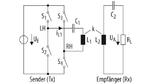 Serienresonanz-Schaltung für Wireless-Power-Systeme.