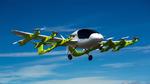 Deutscher Entwickler zeigt elektrische Lufttaxis