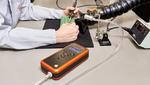 Messung von Nanopartikeln an Löt-Arbeitsplätzen