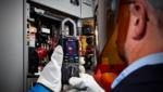 Industrie-Stromzange mit Wärmebildtechnik
