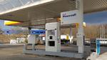 Erste Wasserstofftankstelle in Wolfsburg