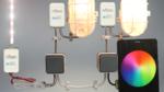 Lichtsteuerung mit Bluetooth-Mesh