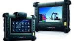 Robuster Tablet-PC mit MRZ-Leser