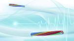 Umspritzte Kabel für die Medizintechnik