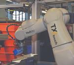 Robotersystem HelMo von der Seite