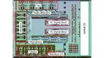 Optischer Transceiver-Chip der neuesten Generation