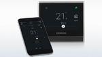 Siemens Smart Thermostat bestimmt beste Heizstrategie