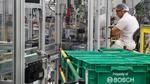 Smart Factory für Komponenten der vernetzten Mobilität