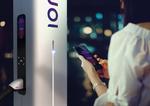 Interaktion über Smartphone mit der Ladesäule von Ionity