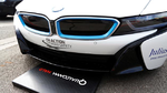 Im Markenkern der Formel E stehen Werte wie Nachhaltigkeit, Effizienz und technologischer Fortschritt. Wie weit beispielsweise das induktive Laden fortgeschritten ist, zeigte Qualcomm beim Laden des Safety Cars.