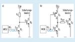 Leistungs-MOSFET, der mit invertierter Logik getrieben wird