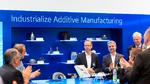 Siemens eröffnet Zentrum für Addititve Manufacturing
