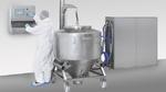 Hygienisch einwandfrei für die Pharma-Industrie