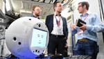 IBM Watson fliegt als Cimon zur ISS
