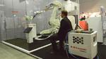 Industrieroboter manuell fernsteuern