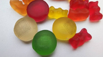 Researchers Print Sensors on Gummy Bears