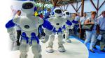 Automatica im Zeichen von MRK und Service-Robotik