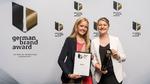 Gewinn des German Brand Award in Gold