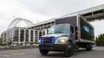 Elektrische Freightliner-Modelle in Kundenerprobungen