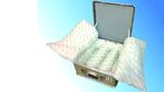 Sicherer Transport defekter Lithium-Ionen-Batterien