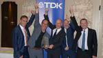 Gold für Digi-Key, Avnet Abacus und Elhurt Spólka