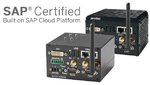 Janz Tec Gateway sendet Sensordaten in die SAP-Cloud