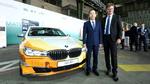 BMW wird Mitglied im Vorstand von Baidus Apollo Initiativ
