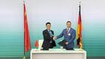 Audi und Huawei mit strategischer Kooperation