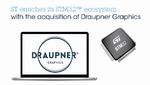 STMicroelectronics erwirbt GUI-Spezialisten